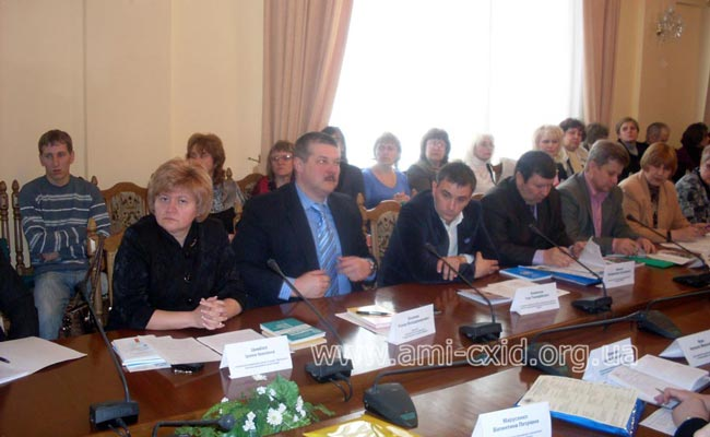 Доповідь Цимбал І. І. – начальник управління освіти та науки Луганської обласної державної адміністрації