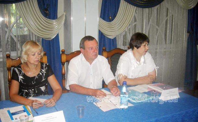 Создание модели социального партнерства в сфере образования для людей з инвалидностью