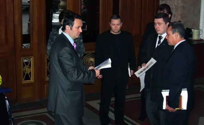 Заседание областного комитета доступности