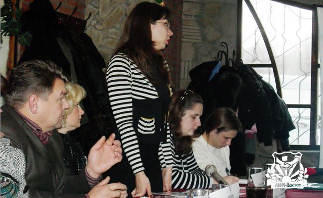 Заседанием круглого стола город Старобельск