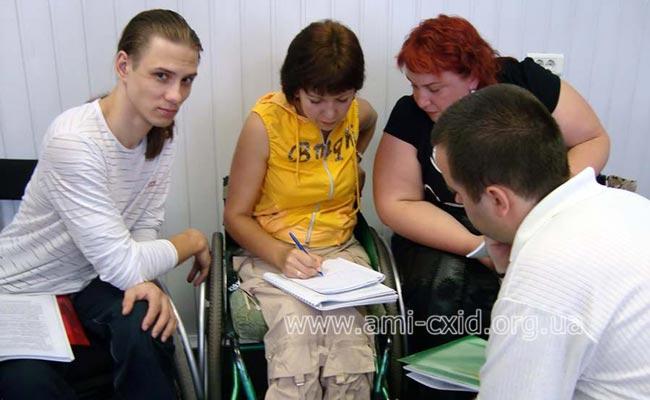 Что я думаю о трудоустройстве молодежи  с ограниченными физическими возможностями