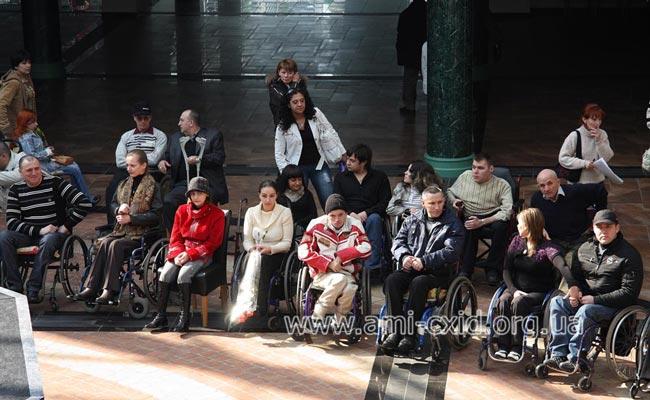 Створення моделі соціального партнерства в напрямку реалізації прав людей з інвалідністю