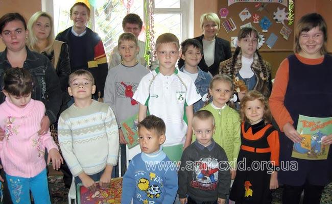 Встречи в Краснодоне