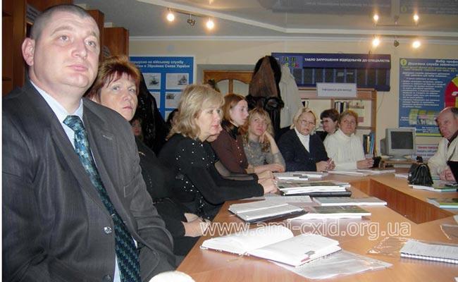 Співпраця щодо розробки нових шляхів працевлаштування