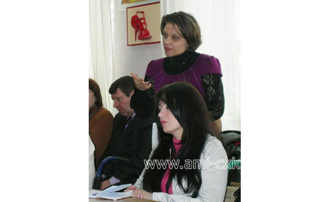 Матеріали  семінару  «Створення моделі соціального партнерства в напрямку реалізації прав людей з інвалідністю»