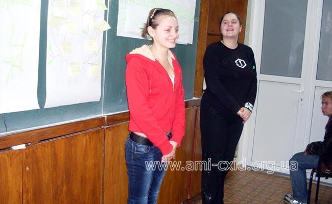 Участники тренинга – МОЛОДЦЫ!
