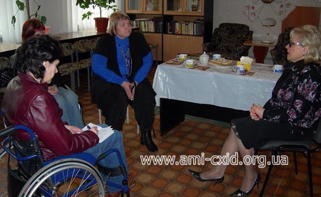 Посещение мест трудоустройства Территориальный центр социальной помощи ленинского района г. Луганска