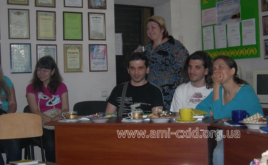 Семинар-тренинг для специалистов образовательных, социальных  и молодёжных структур