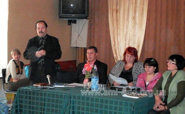 Заседание круглого стола в специализированном санатории «Славянский»