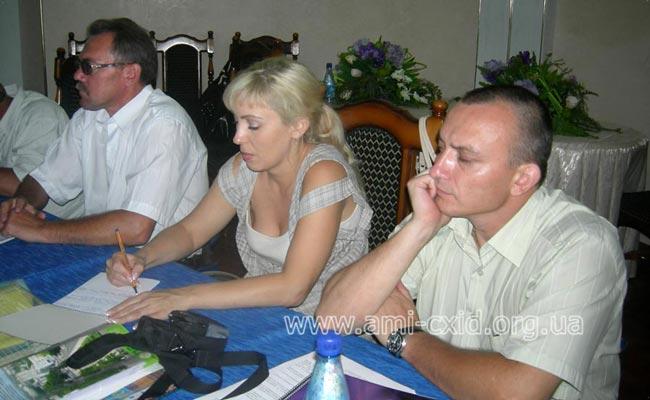 Заседание молодежного совета Национальной Ассамблеи инвалидов Украины